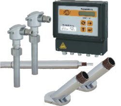 Ultrasonic flow meters SONOELIS SE806X for direct assembly in the piping